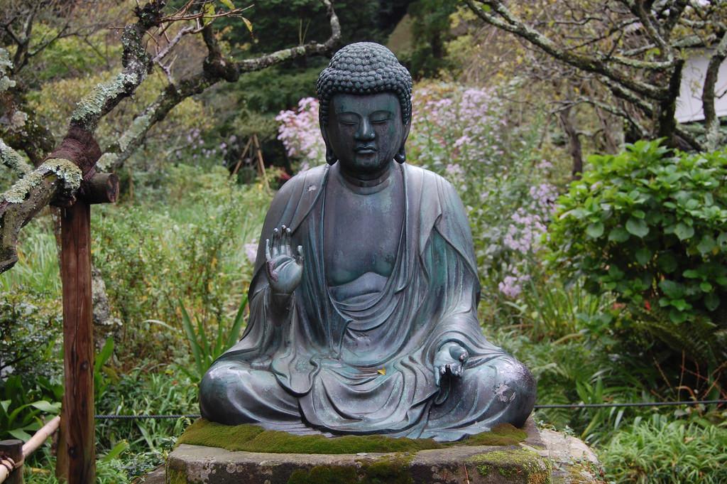Buda Japonés Kamakura