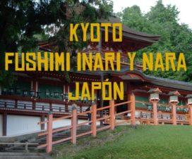 Kyoto Nara FUSHIMI INARI