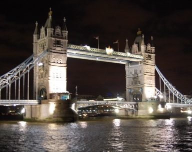 Puente en Londres