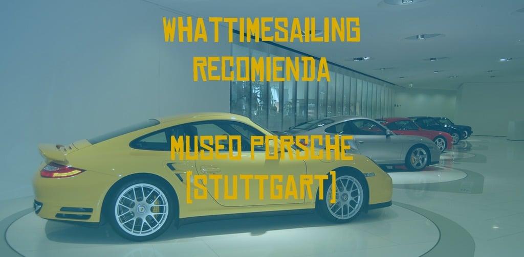 MUSEO Porsche Stuttgart
