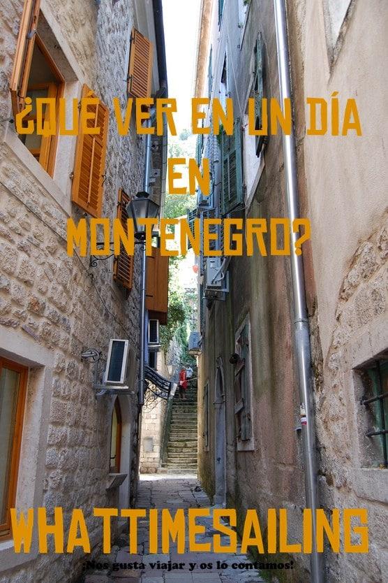 Qué ver en un día en Montenegro