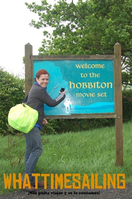 Un paseo por Hobbiton