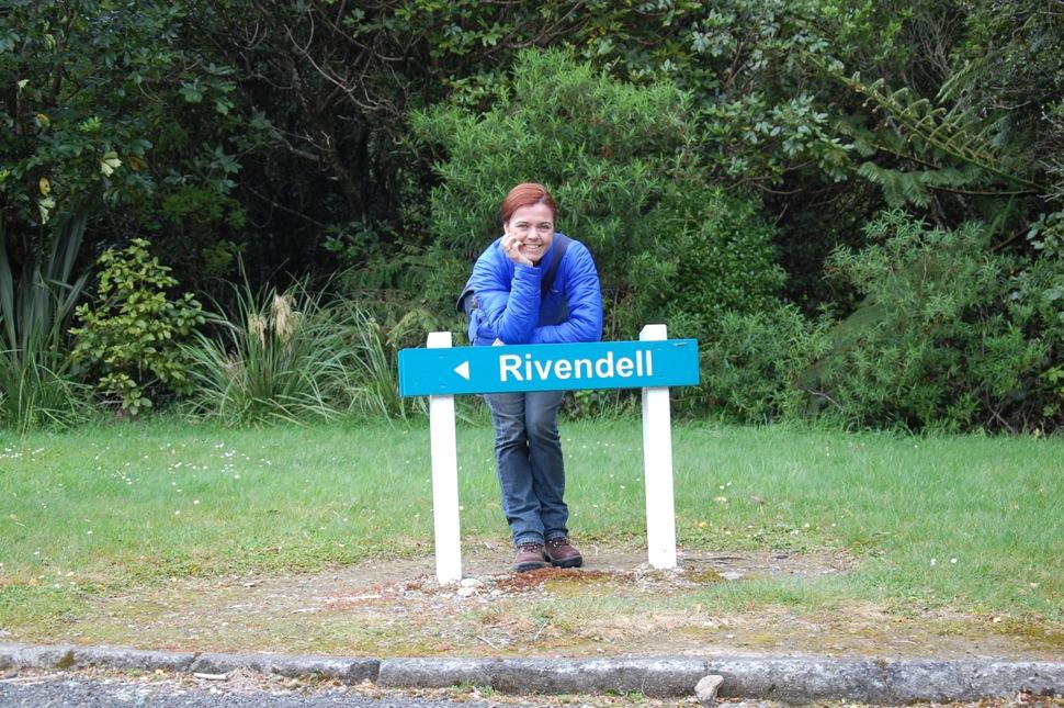 Rivendell en Kaitoke Regional Park