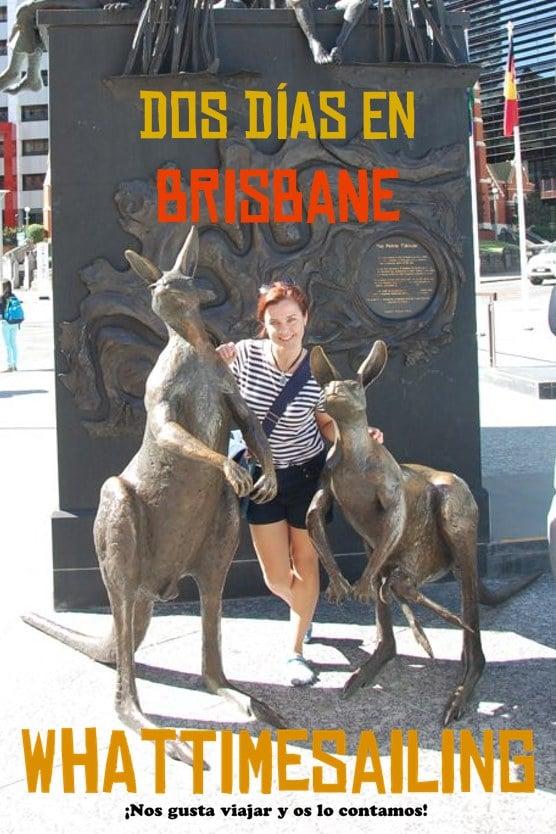 Dos días en Brisbane
