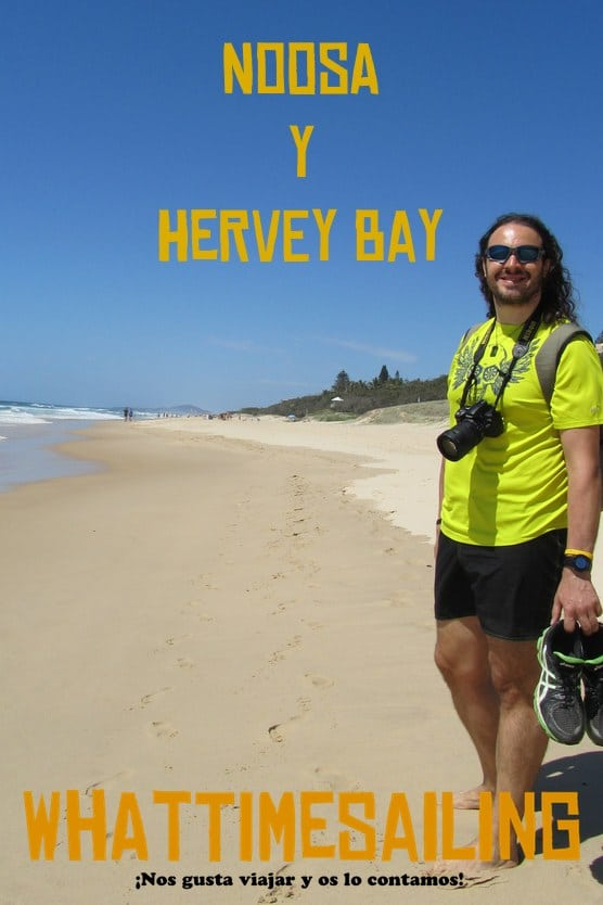 Noosa y Hervey Bay