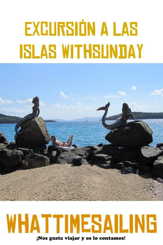 Excursión a las islas Withsunday