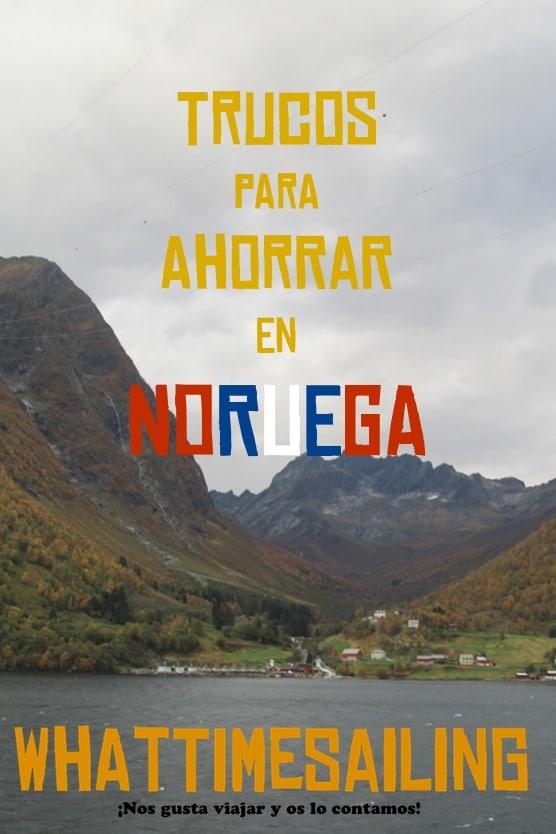 Trucos para ahorrar en Noruega