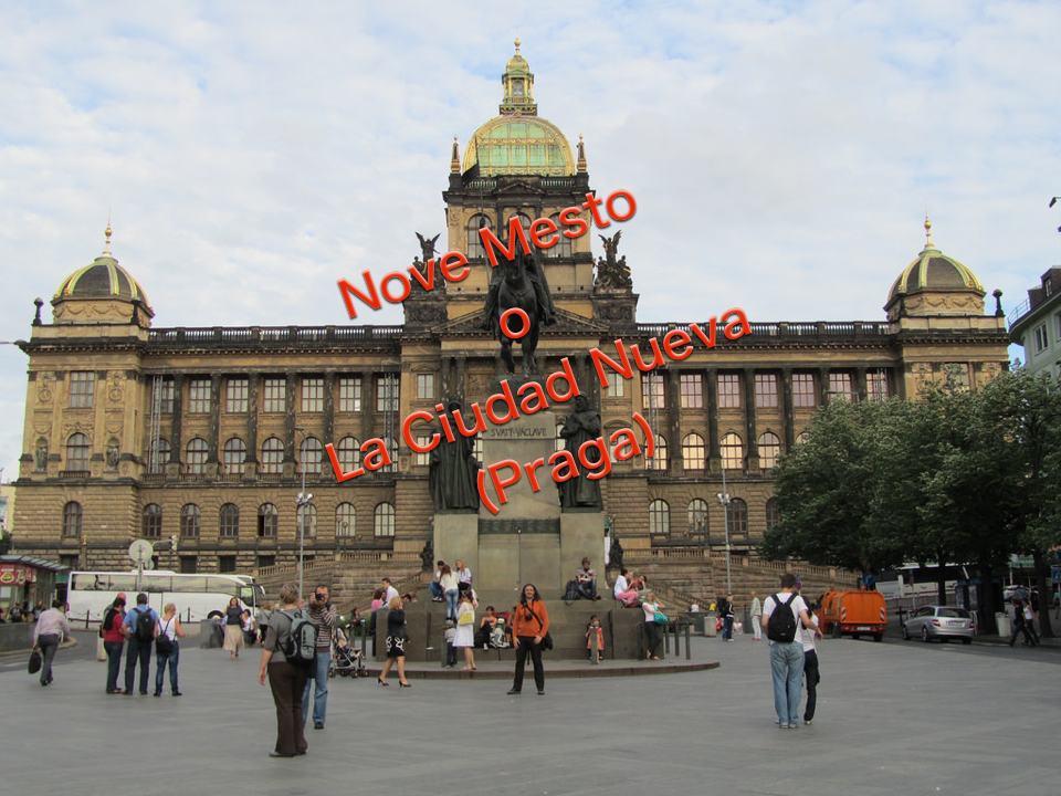 Plaza-de-Wenceslao-Praga