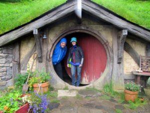 En Nueva Zelanda visitamos Hobbiton y muchas cosas más.