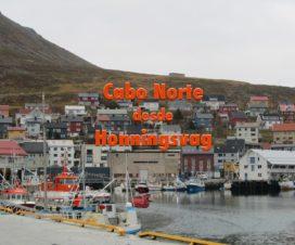 Honningsvag en el Cabo Norte