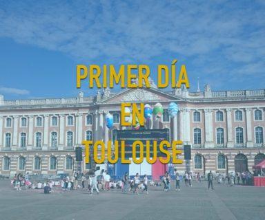 primer día Toulouse
