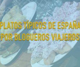 Platos típicos de España