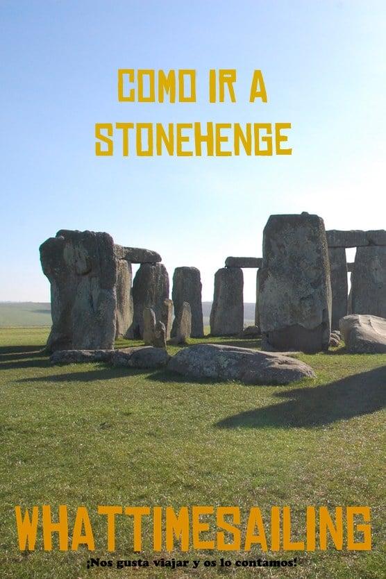 Como ir a Stonehenge