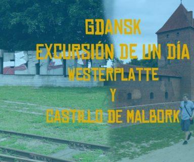 GDANSK-WESTERPLATTE-CASTILLO-MALBORK