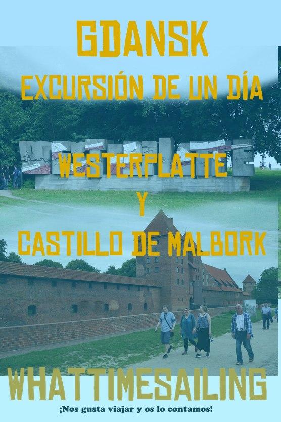 Excursión a westerplatte y castillo de malbork desde Gdansk