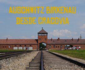 Auschwitz Birkenau desde Cracovia