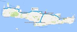 RoadTrip Creta