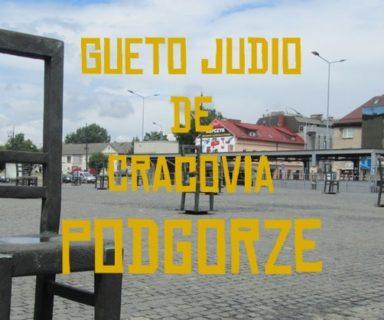 Podgorze Gueto Cracovia