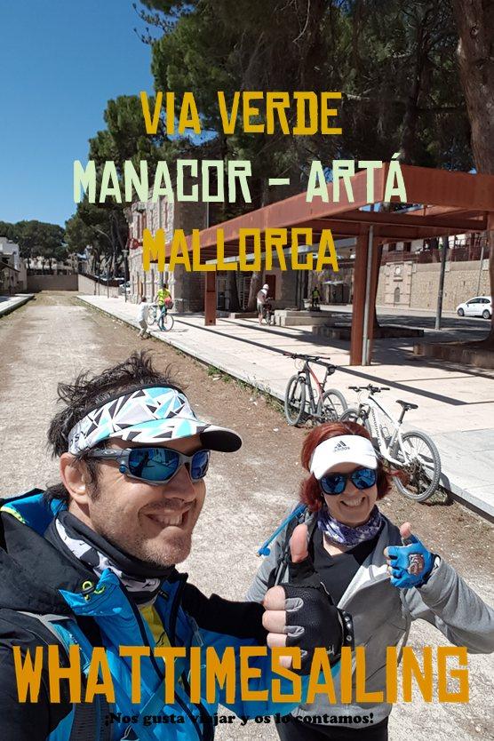 Via Verde Manacor Arta