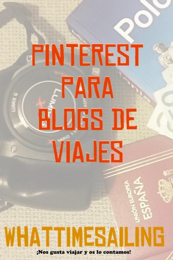 Pinterest es una herramienta más para conseguir tráfico para nuestro blog. Se ha convertido en un buscador visual de viajes y destinos. Lee nuestra guía básica para empezar. Pinterest para blogs de viajes. | Pinterest | Viajes | Blog | Viajar | Tráfico