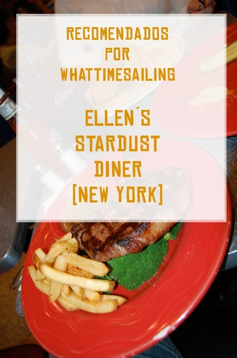 Ellen's Stardust Diner - Best Place for dinner at New York City 1
