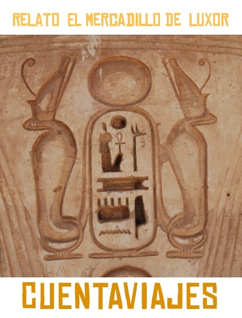 Imagen Pinterest Mercadillo de Luxor