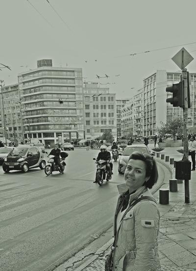 Hotel en Atenas