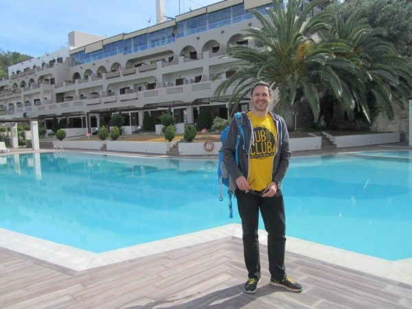 Hotel en Canea (Creta)