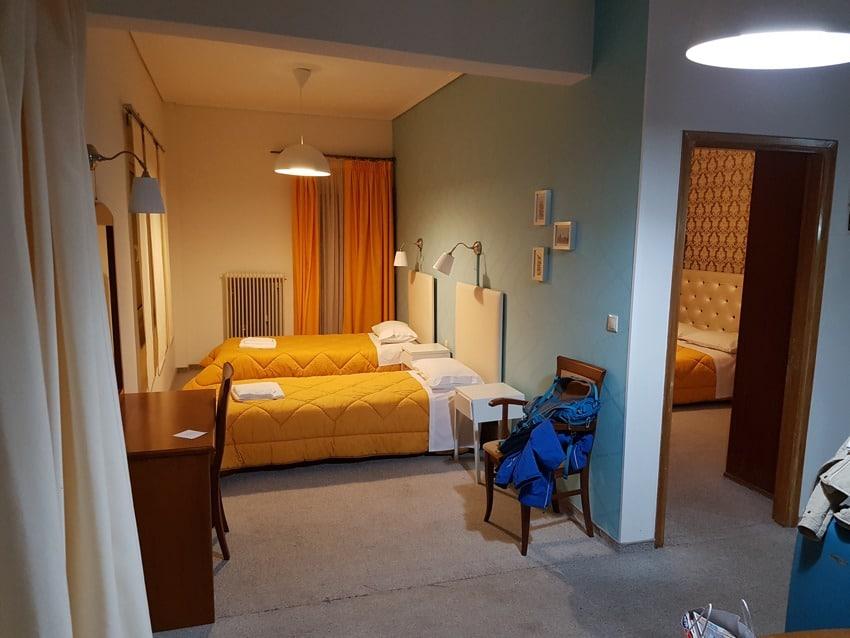 Hotel en Mesolongi (Grecia)