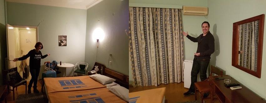 Hotel en Maratón (Grecia)