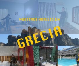 Hoteles en Grecia