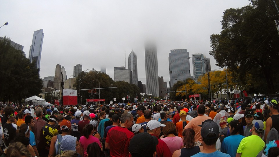 Corral Maraton Chicago