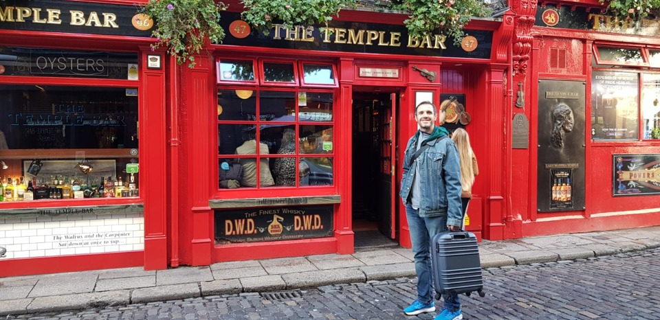 Temple Bar en Dublín