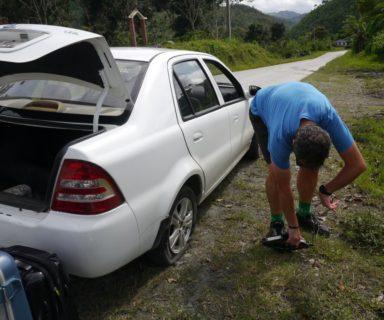 Pinchazo en Cuba